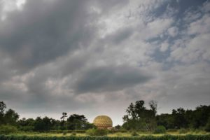auroville_matrimandir_india