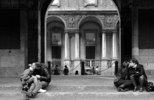 Graziano Perotti - Milano, baci universali