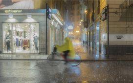 """Silence, The Rain Is Talking"" - Michele Ginevra @ Caffè Teatro Verdi"