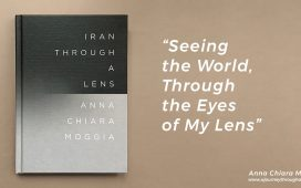 "Anna Chiara Moggia presenta il libro ""Iran through a lens"""