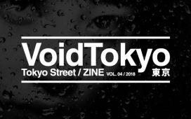 Presentazione magazine VoidTokyo