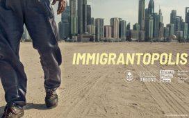 """Immigrantopolis"" book presentation by Anna Fiń"