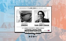 TPD Digital Talks #08 / Tadashi Onishi & Giedo Van Der Zwan