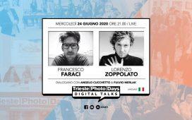 TPD Digital Talks #09 / Francesco Faraci & Lorenzo Zoppolato