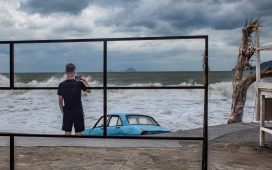 """""""Shore Lines"""" – Bruce Jaswell & Collective Exposition @ Aqvedotto"""