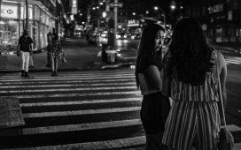 """Sightseeing New York At Nigh""- Jose Gaston Barriga & Mostra Collettiva @ Bar Buffet Borsa"