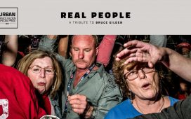Real People - A tribute to Bruce Gilden - ROME