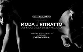"""Workshop fotografico """"Moda e Ritratto: due facce della stessa medaglia"""" con Enrico Scaglia"""