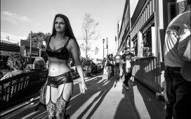 Joseph Patronite -Streets Of America and Ximena Hinzpeter - My Own People @Biblioteca Stelio Crise